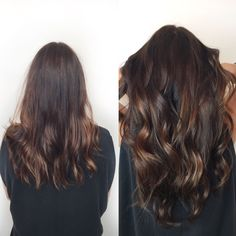 The Least damaging Extensions on the Market Short Hair Wigs, Human Hair Wigs, 2015 Hairstyles, Straight Hairstyles, Hair Extension Brush, Hair Extensions Before And After, Hairstyle Look, Cut My Hair, Grow Hair