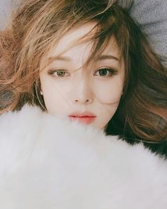2019 most popular hair color, beautiful hair style with suitable hair color, more fashionable and young Korean Beauty, Asian Beauty, Pony Makeup, Beauty Makeup, Hair Beauty, Korean Make Up, Asian Makeup, Ulzzang Girl, Girl Pictures