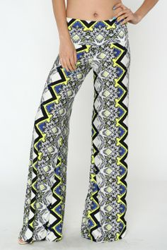 Favorite Hanging Out Palazzo Pants