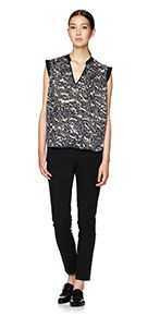 Womens Tops, Blouses & Shirts, Tees & Vests from Whistles