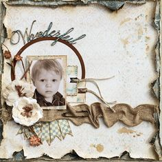 ~Swirlydoos Kit Club~ Wonderful - Scrapbook.com