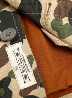 "Bellfield - ""Somoa"" Jacket* €70"