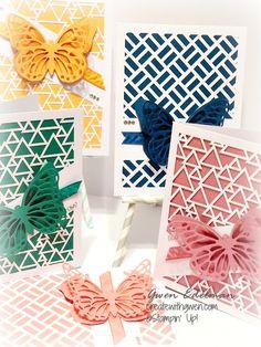 Paper Pumpkin Altered Cards! Stampin' Up! Independent Demonstrator, Gwen Edelman, Create with Gwen
