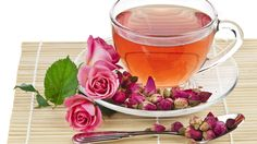 Drink: My big discover of the month, rose tea from Green Hills