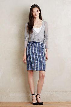 Eva Franco Embarcadero Pencil Skirt Perfect for work.