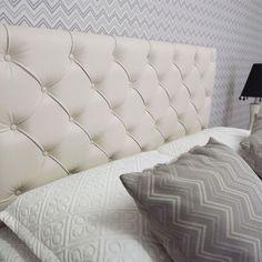 Cama Box Queen, Furnitures, Bed Pillows, Pillow Cases, Houses, Bedroom, Home, Ideas, Pillows
