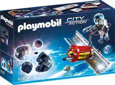 Amazon.de:PLAYMOBIL 6197 - Meteoroiden-Zerstörer