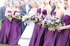 purple wedding ... flowers by @Patty Macha