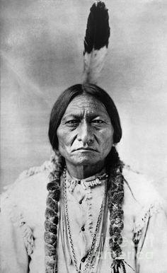 Sitting Bull 1834-1890 | Photo By Granger