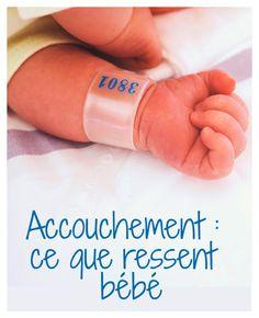 Comment bébé vit-il sa naissance ? #naissance #bébé #accouchement #grossessse