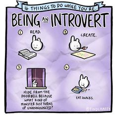 The Truth About Introvert People                              …
