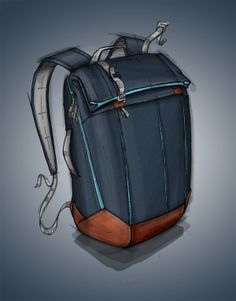 Sketchellaneous by Ryan Mather, via Behance