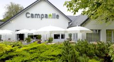 Campanile Aix-Les-Bains Aix-les-Bains Hotel Restaurant Campanile Aix-les-Bains is located in a green setting on the 18-hole Aix-les-Bains golf course. The casino and spa are a 5-minute drive away.  Guest rooms feature comfortable décor and each has a flat-screen TV with cable channels.