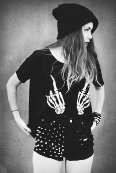rock fashion | Tumblr