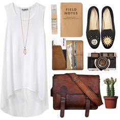 """Love the shoes. The shirt-dress needs leggings. """"Traveller"""" by wand-er-lust on Polyvore"""