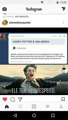 SÓ MEU RESPEITO? VENDO MINHA ALMA PRA ESSE SER!!! Harry Potter Jk Rowling, Mundo Harry Potter, Draco Harry Potter, Harry Potter Drawings, Harry James Potter, Harry Potter Tumblr, Harry Potter Movies, Harry Potter World, Sarah Pinborough