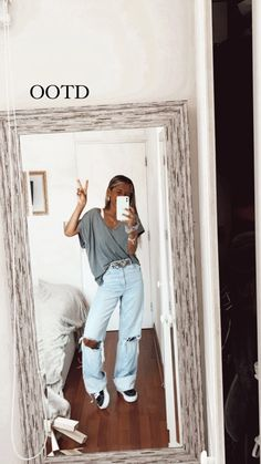 Cute Nike Outfits, Outfits With Converse, Cute Comfy Outfits, Simple Outfits, Outfits For Teens, Spring Outfits, Winter Outfits, Ideias Fashion, Fashion Outfits