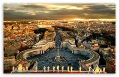 Piazza San Pietro #travels #Europe