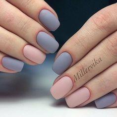 trendy Ideas for nails sencillas fucsia Nail Manicure, Diy Nails, Cute Nails, Manicures, Stylish Nails, Trendy Nails, Nagel Hacks, Minimalist Nails, Nagel Gel