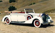 1938 Maybach SW38 Glaser Cabriolet - (Maybach-Motorenbau GmbHStuttgart, Germany 1909-2013)