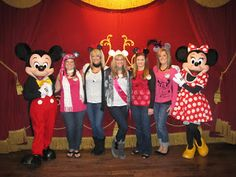 Bachelorette Party…Disney Style | Tips from the Disney Divas and Devos