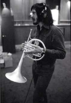 John Entwistle with French Horn Great Bands, Cool Bands, Monterey Pop Festival, John Entwistle, Blues, Greatest Rock Bands, All About Music, Live Rock, Rockn Roll