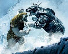 Polar Bear Ninja | Polar Bear Warrior