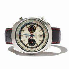 Heuer Montreal Chronograph 1975