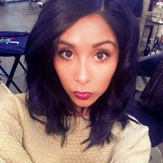 Nicole 'Snooki' Polizzi recently debuted a new look.