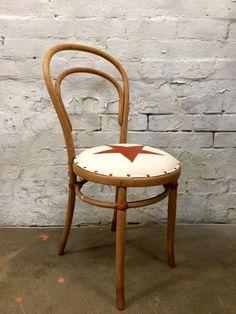 Restored bentwood chair