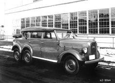 Skoda P903 Staff Car