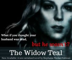 If you're looking for a fast and fascinating read, don't miss The Widow Teal, installment 1 of The Many Adventures of Jerrica Teal Series, by Stephanie Pitcher Fischman. TWT1-fb-promo