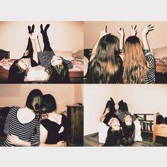 BFFs  best friends forever  friend  girls cute, sweet ideas