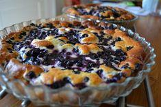 Blueberry Pie (in Finnish) Blueberry, Muffin, Pie, Sweets, Breakfast, Desserts, Food, Torte, Morning Coffee