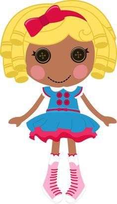 Lalaloopsy Rag dolls 1 (R378) - $1.95 : Bottlecap Buzz