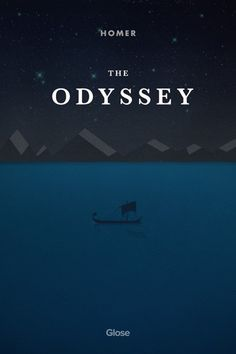 Homer, Odyssey | Read on Glose