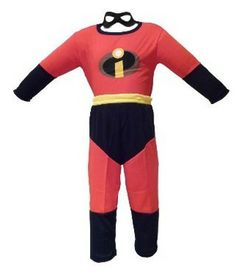 Costume de Gli Incredibili per bambini