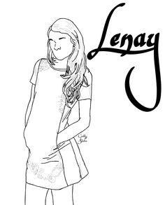 FanArt (Drawing) of Lenay