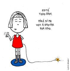 Todo está bien, no estoy enojada @JulietaArroquy http://www.julietaarroquy.blogspot.com