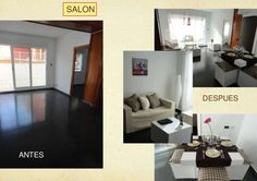 HOME STAGING ANTES DESPUES - Buscar con Google