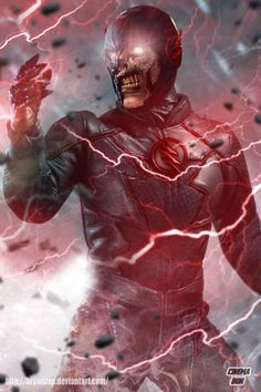 The Flash Tv Series Zoom/BlackFlash Fan-Art by Bryanzap on DeviantArt Flash Comics, Arte Dc Comics, Zoom Dc Comics, Zoom The Flash, The Flash Art, The Zoom, The Flash Poster, Dc Speedsters, Fantasy Characters
