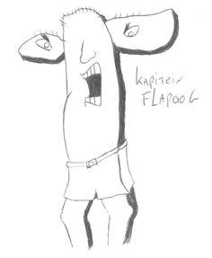 Kapitein Flapoog en het mysterie van het houten been