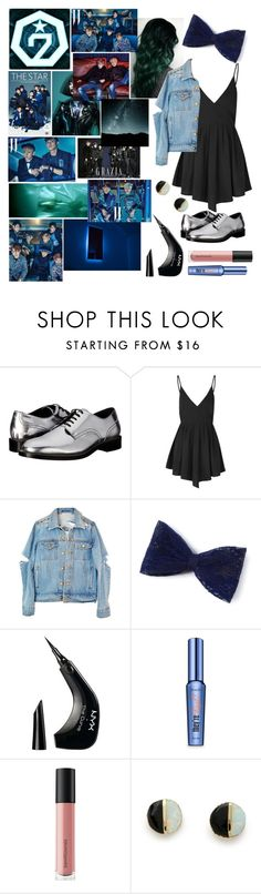 """~Got7 Appreciation Day~"" by daydreaminginthedark ❤ liked on Polyvore featuring Otis, Dsquared2, Glamorous, NYX, Benefit, Bare Escentuals, Erica Weiner, kpop, GOT7 and foreverigot7"