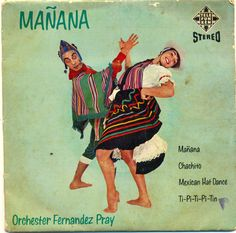 Fernandez Pray Orquesta EP (Telefunken)