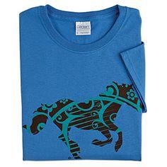$17.95 Design Horse T-Shirts