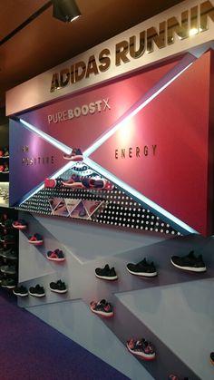 Adidas Pure Boost X - Hong Kong