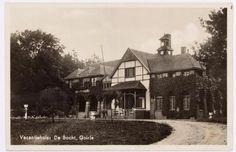 Buitenverblijf van de familie van Dooren,  Huize de Bocht te Goirle