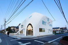 Clover House Kindergarten! MAD建築設計所下的日本幼稚園