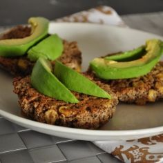 Black Bean Veggie Burgers by mywholefoodlife