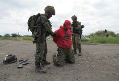 Canadian Rangers won praise for their efforts at a Canadian Military exercise in southern Ontario Present Day, Ontario, Vintage Photos, Ranger, Southern, Language, Military, Exercise, Ejercicio